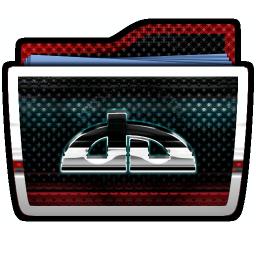 deviantART America Folder Icon by ScorpiiLupi