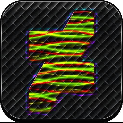 deviantART Icon (High Voltage) by ScorpiiLupi