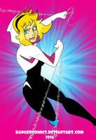 Radioactive Spider-Gwen