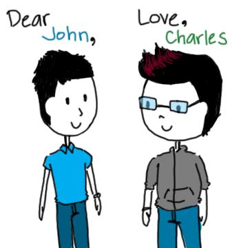Dear John, Love Charles by jentwice
