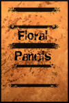 Floral Panel Brushes