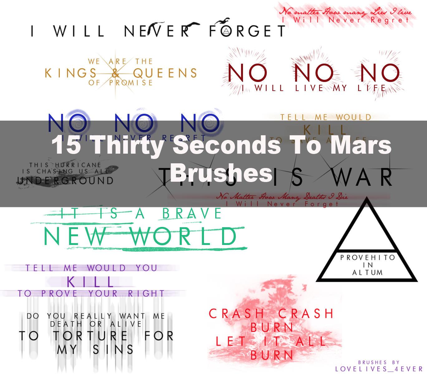 30+seconds+to+mars+triad
