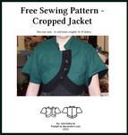 Free Sewing Pattern - Cropped Jacket