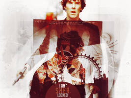 .:Sherlock: I Am Sherlocked ANIMATED:. by RachelDinozzo