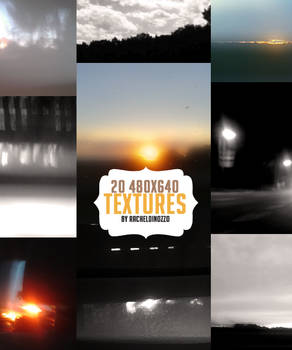 .:A light in the Dark: Texture Pack 01:.