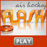 Air Hockey Flash Game