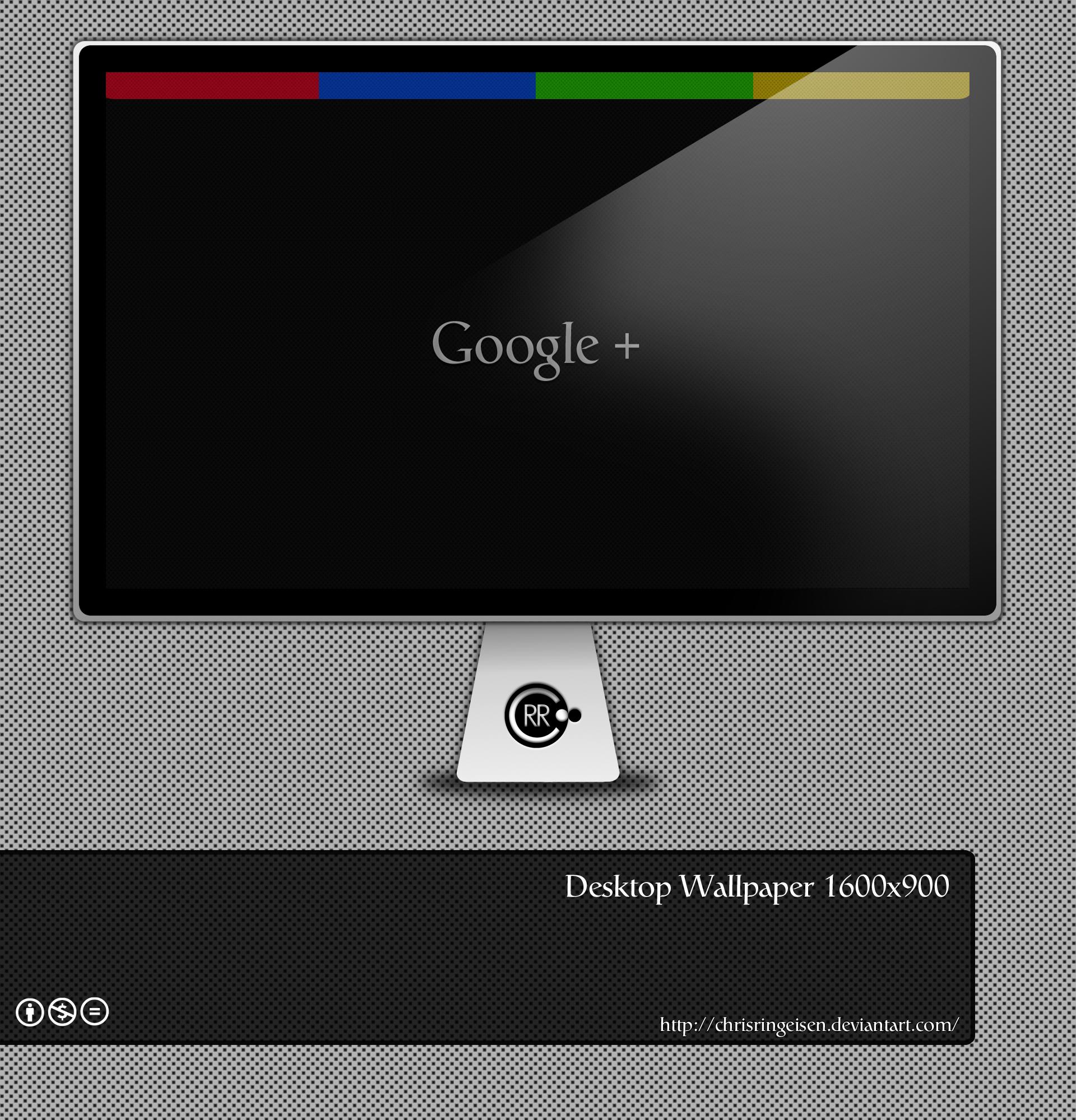 Google Plus Wallpaper by chrisringeisen