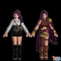 XNALara Model Download: Petra (FE3H) v1.1