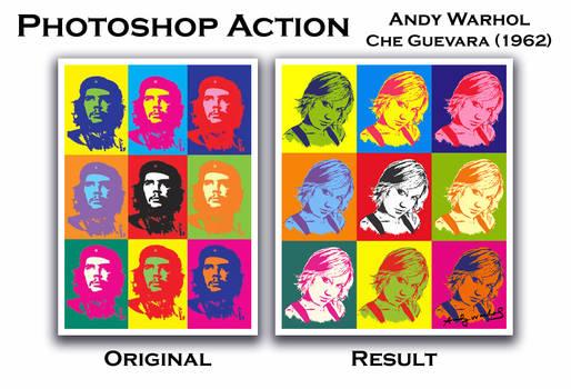 Warhol Che Guevara 1962