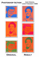 Warhol JFK 1968 by v4r4n