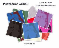 Warhol Flash November 22 by v4r4n