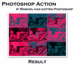 If Warhol had gotten PS action
