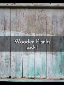 Wooden Planks Pack