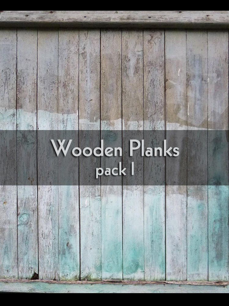 Wooden Planks Pack by Flohock