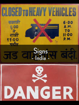 Indian Signs texture pack