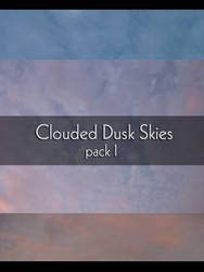 Sky Cloud Dusk