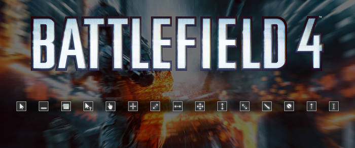 Battlefield 4 Cursors for Windows