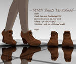 .:MMD - Boots Download:.