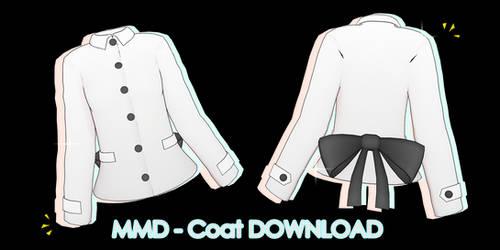 .: MMD - Winter Coat Download :.