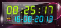 NMS Led Clock v2 by nems2