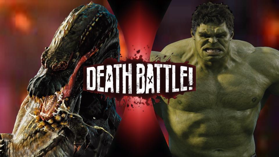 Prelude: Deviljho vs  The Hulk by LordOfKrakens on DeviantArt