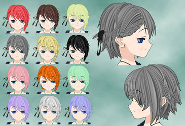 Ange Hair pack