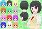 Shinobu Hair pack