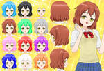Youko Hair pack