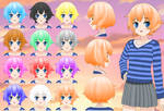 Compa Hair pack