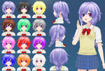 Plutia Hair pack