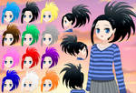 Momo Hair pack