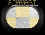 8 sparkle textures