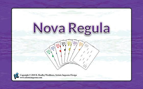 Nova Regula Wallpaper