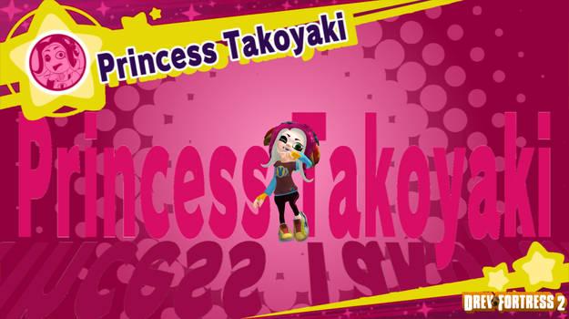 SMJBX's Princess Takoyaki joins MMD!