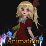 Quick Flandre Animation by Primantis