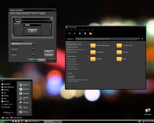 Darker Theme v0.5 Beta by snowolfzzcn