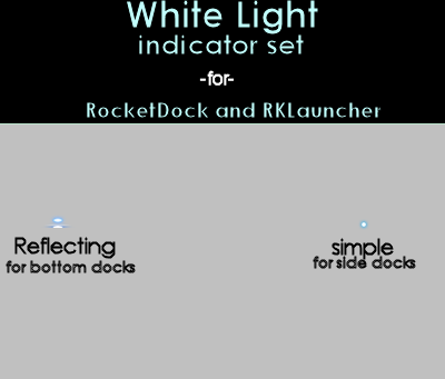 White Light -+Indicator+- by xf0rg0tt3nx