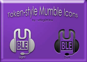 Token Mumble Icons