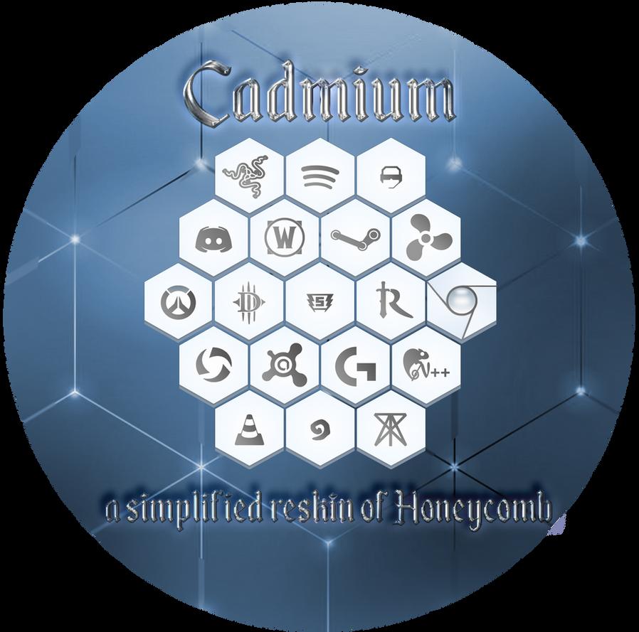 Honeycomb [Cadmium] version 1.1.0 by xf0rg0tt3nx