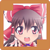 Reimu Digital Clock Widget (12 hours Format) by yasumeyukito