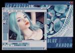 BLUE RANDOM // PACK BY REALOVEPS