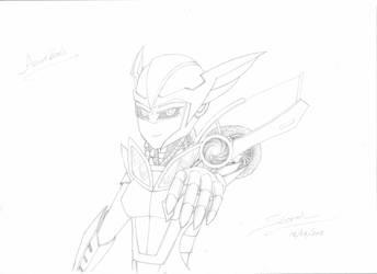 Azureblade sketch