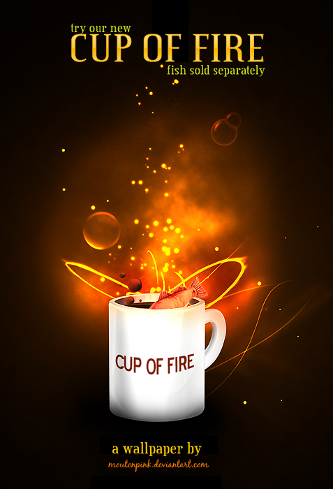 Cup Of Fire