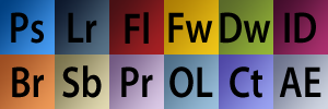Adobe Gradients by Blivion