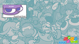 Puyo Pop Interface for PSP
