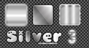 Silver Styles Pack (3)