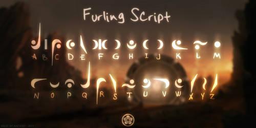 Furling Font