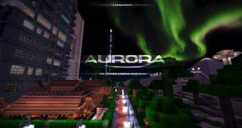 Aurora Texture Pack for Minecraft