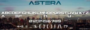 Astera Font