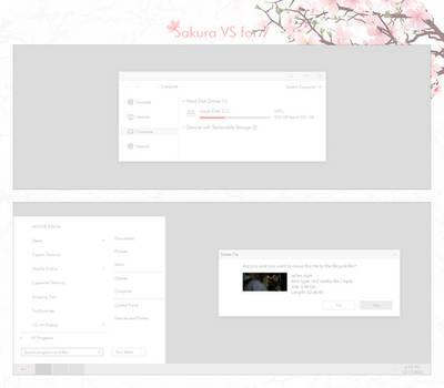 Sakura VS for 7